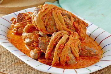 Resep Ampela Hati Ayam Masak Merah Enak Ini Langsung Menggelegar