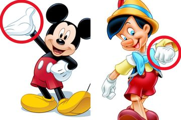 Terungkap Alasan Karakter Disney Banyak Yang Pakai Sarung Tangan