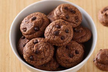 Kue Kering Lebaran 2019 Choco Mini Cookies Jadi Suguhan Paling
