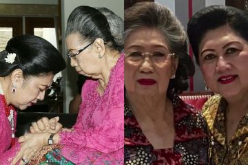 Sedih, Baru 1 Bulan Rayakan Ulang Tahun ke 89, Ibunda Ani Yudhoyono Terima Kabar Pahit Kepergian Putri Tercinta