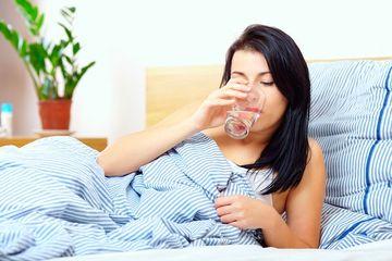 Dikira Baik Minum Air Putih Sebelum Tidur Justru Punya Dampak Mengerikan Bisa Terserang Diabetes Sampai Jantung Semua Halaman Sajian Sedap
