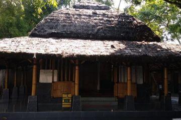 Tidak Seperti Bambu Getah-getih, Masjid Ini Tetap Kokoh Meski Berbahan Dasar Bambu