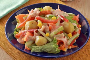 Resep Salad Sayuran Mayo Enak Untuk Dessert Andalan Malam Ini Semua Halaman Sajian Sedap