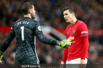 Hasil Dan Klasemen Liga Inggris Man United Imbang Man City Pangkas Poin Dengan Leicester Semua Halaman Bolasport Com