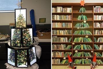 Boleh Ditiru Simak 10 Ide Kreatif Membuat Pohon Natal Anti