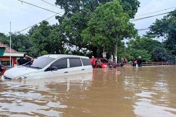 Peneliti: Risiko Banjir di Jakarta Meningkat Hingga 400% pada 2050