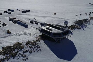 Kisah Para Peneliti di Antartika Terapkan Gaya Hidup Nol Emisi