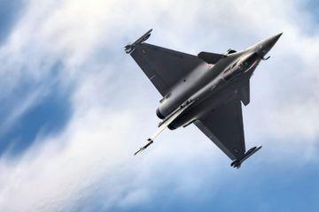 Jet tempur Dassault Rafale