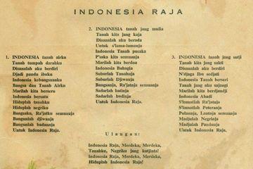 Sejarah Lagu Indonesia Raya, Pertama Kali Dikumandangkan Pada Kongres Pemuda II