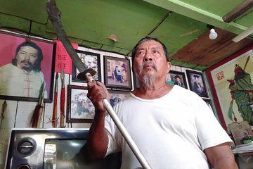 Tan Pek Hau 'Sang Kungfu Master' Legendaris Asal Kabupaten Tegal