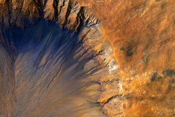 Peneliti Temukan Dua Jenis Air dari Sumber Berbeda di Planet Mars