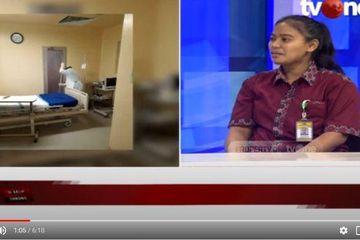 Cerita Cleaning Service Rumah Sakit Senang Ajak Bercanda Pasien Covid 19 Tak Tau Biar Mereka Cepat Sembuh Semua Halaman Suar