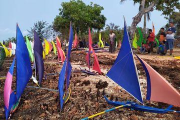 Jadi Permainan Tradisi Bahari Warga Kepulauan Riau Begini Foto Foto Cantik Perahu Jong Yang Terbuat Dari Kayu Khusus Sejarahnya Ada Beberapa Versi Semua Halaman Fotokita