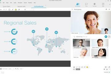 Kejar Teams Dan Zoom Cisco Webex Hadirkan Fitur Virtual Background Info Komputer