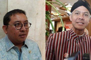 Nyinyiri Kegiatan Gubernur Jawa Tengah, Fadli Zon Malah Kena Semprot dan Disuruh Diam oleh Netizen, Tak Disangka Ganjar Pranowo Malah Pasang Badan Buat Si Politisi:  Beliau Sahabat Saya