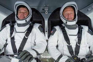 Tokoh NASA Mengundurkan Diri Sebelum Misi Bersejarah Ruang Angkasa