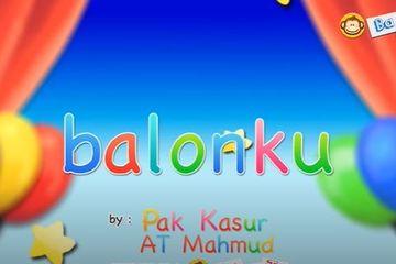 Lirik Lagu Anak Indonesia Balonku Meletus Balon Hijau Dor Sonora Id