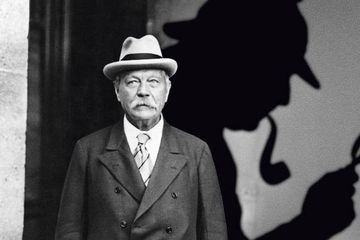 Mengenal Sir Arthur Conan Doyle, Pencipta Detektif Sherlock Holmes