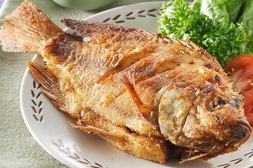 Selama Ini Kita Salah Jangan Pernah Goreng Ikan Sampai Kering Efeknya Sangat Merugikan Tubuh Semua Halaman Sajian Sedap