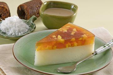 Resep Puding Santan Lapis Gula Merah Enak Dessert Istimewa Sehabis Makan Malam Semua Halaman Sajian Sedap