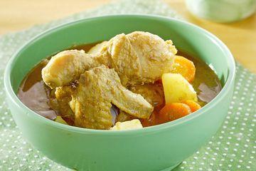 Resep Kari Ayam Enak Bikin Makan Malam Jadi Terasa Lebih Komplit Semua Halaman Sajian Sedap