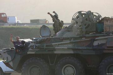 AS, Rusia, dan Prancis Mengutuk Pertempuran di Nagorno-Karabakh