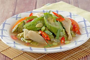 Resep Tumis Oyong Kucai Enak Hidangan Yang Rasanya Sedap Namun Mudah Dibuat Semua Halaman Sajian Sedap