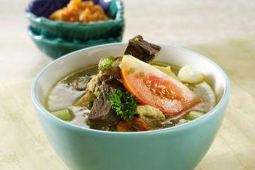 Tips Masak Cepat: Soto Daging Gurih,
