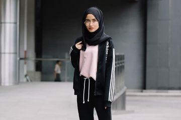 10 Inspirasi Fashion Kasual Dari Selebgram Hijab Indonesia Buat