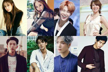 84521 aktor korea dan kpop idol berwajah mirip