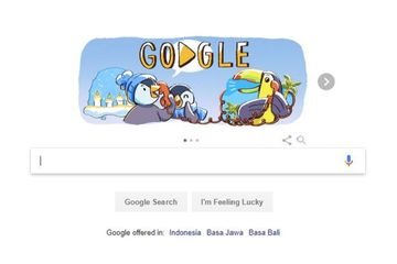 Ada Burung Beo Dan Pinguin Di Google Doodle Hari Ini Ternyata
