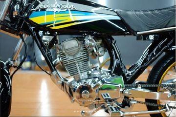 Modifikasi Honda Gl Pro Zaman Now Motor Lawas Menolak Punah Semua