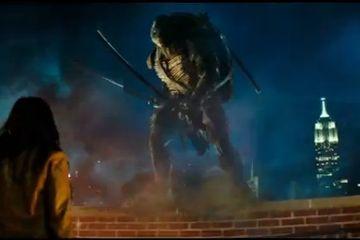 Trailer Teenage Mutant Ninja Turtles 2014 Hai
