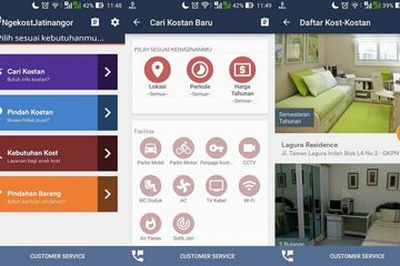 10 Web Dan Aplikasi Yang Membantu Mencari Kost Idaman Mahasiswa