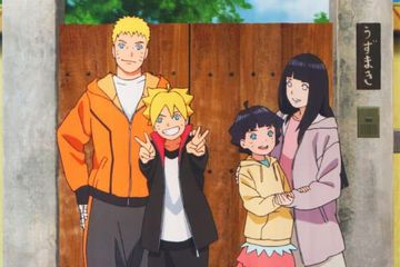 Nggak Cuma Boruto Ini Tampilan 5 Anak Kandung Dari 9 Tokoh Utama Anime Naruto Semua Halaman Hai