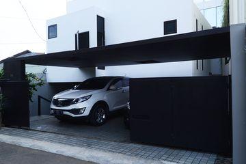ukuran tinggi pagar rumah minimalis