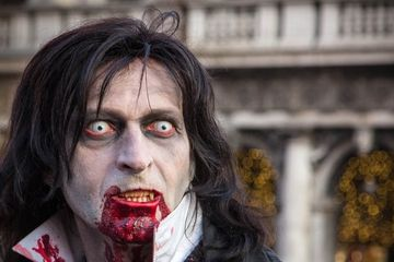 Ternyata Penyakit Inilah Yang Menyebabkan Mereka Berubah Menjadi Vampir Zombie Penyihir Dan Manusia Serigala Semua Halaman Intisari