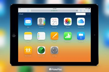 Cara Login Icloud Com Via Safari Di Iphone Ipad Dan Ipod Touch Semua Halaman Makemac