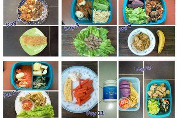 Tak Perlu Keluar Banyak Uang Untuk Katering Makanan Sehat Begini