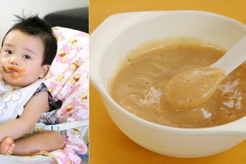 Panduan Tepat Memberikan Mpasi Untuk Bayi Usia 6 8 Bulan Nakita