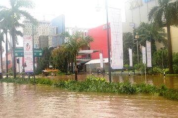 BMKG: Banjir Jakarta Bukan Hanya Karena Hujan