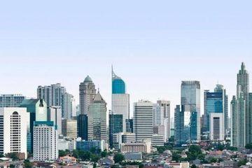 #DiRumahAja Saat Wabah COVID-19, Polusi Udara Jakarta Berkurang