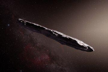 Pernah Dikira UFO, Oumuamua Kemungkinan Berasal dari Reruntuhan Planet