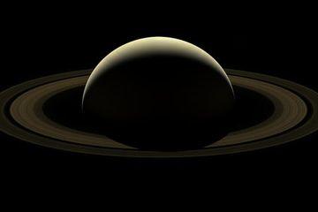 Teleskop Hubble Berhasil Tangkap Gambar Saturnus dengan Lebih Detail