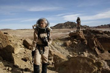 Padang Pasir Utah, Kawasan Paling Mirip Planet Mars