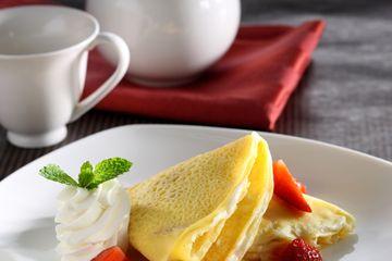 Ingin Sarapan Fancy Buat Saja Crepes With Mascarpone Strawberry Cheese Spread Ini Semua Halaman Sajian Sedap