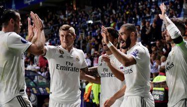 Tidak Hanya Sukses, Real Madrid juga Punya Tim Paling Stabil di Eropa