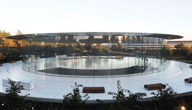 Gedung Steve Jobs Theater Raih Penghargaan di Structural Awards 2018
