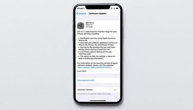 Update iOS 12.1.1 Rilis untuk Pengguna Umum
