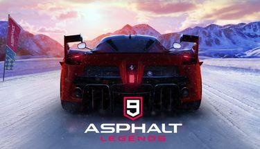 'Asphalt 9: Legends' Menambahkan Dukungan Bermain 60fps Untuk iPhone XS dan Update Musim Dingin